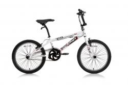 Freestyle 20'' BMX acciaio